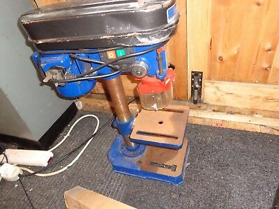 Draper Pillar Bench Drill Used Good Working Order In Derby      1
