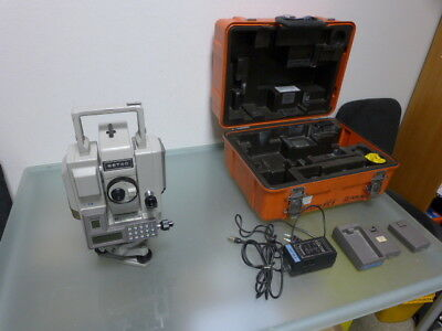 SOKKIA SET4C II dual display total station