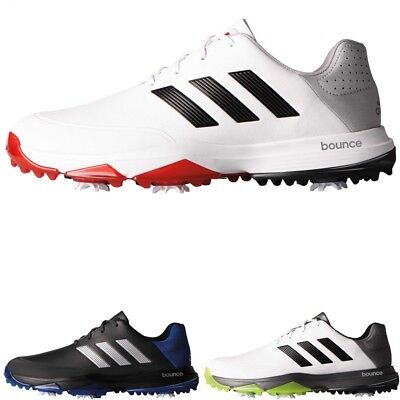 Adidas 2017 Mens AdiPower Bounce Wide Fit Golf Shoes Only £49.95!!!