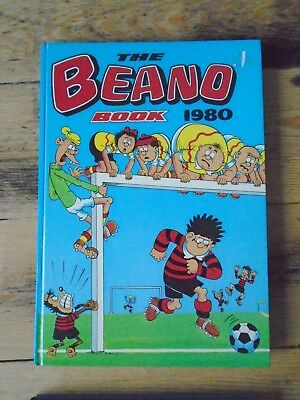 The Beano Book 1980  - Annual - unclipped