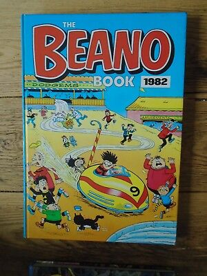 The Beano Book 1982  - Annual - unclipped