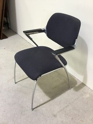 danish designer retro brunner office chair carver chair dining chair