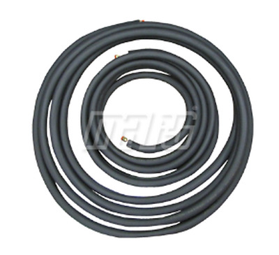 """Insulated Line Set Flare 1/4"""" X 5/8"""" X 25' 14X58X25 25 Foot Long"""