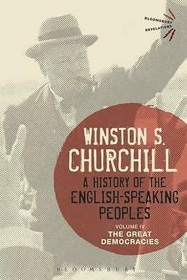 NEW A History Of The English-Speaking Peoples by Sir... BOOK (Paperback)