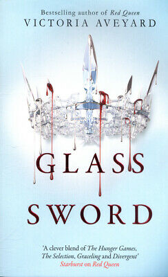 Glass sword by Victoria Aveyard (Paperback)