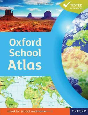 Oxford School Atlas by Patrick Wiegand | Paperback Book | 9780199137022 | NEW