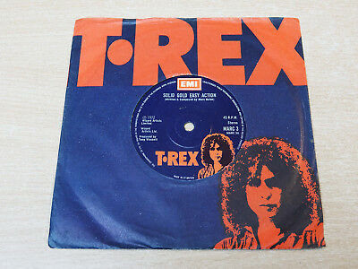 "T.Rex/Born To Boogie/1972 EMI 7"" Single/Marc Bolan"