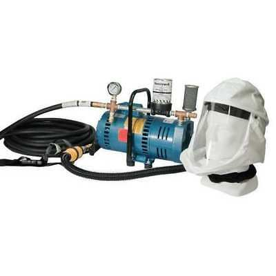 NORTH BY HONEYWELL APPB Supplied Air Pump Package,1 Ppl,3/4 HP
