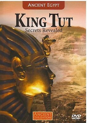 King Tut Secrets Revealed Ancient Egypt (Dvd, 2008)