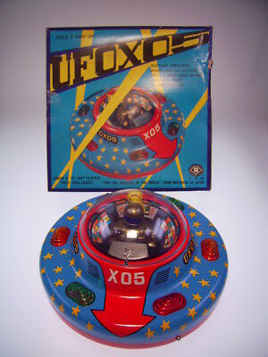 "Gsr Robot Tm  Modern Toys ""ufo X 05"" Bo Ok, Neuwertig/like New In Good Box !"