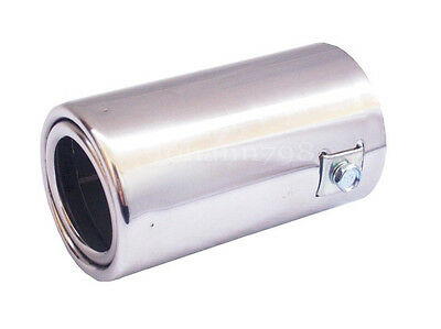 Exhaust End Pipe Car Frame Exhaust Stainless Steel (KL) NEW