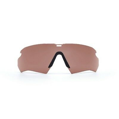 ESS Eyewear 740-0426 Replacement Lens 2.4mm Hi-Def Copper For Crossbow