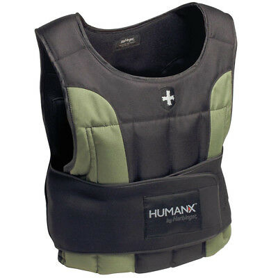Harbinger HumanX 20 lb Weighted Vest