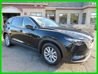 2016 Mazda CX-9 Sport 2016 Sport Used Turbo 2.5L I4 16V Automatic AWD SUV Premium Clean clear title we