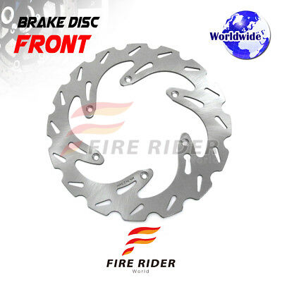 FRW 1x Front MX Brake Disc Rotor For KTM EXC 525 03-08 03 04 05 06 07 08
