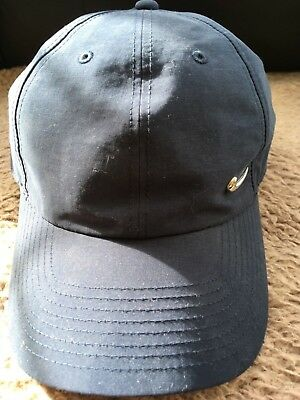 Men's Nike Cap - Navy (Adjustable)