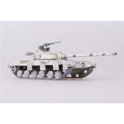 ModelCollect AS72065 1:72 Soviet Army T-64 1972 MBT Tank winter wash paint 1970s