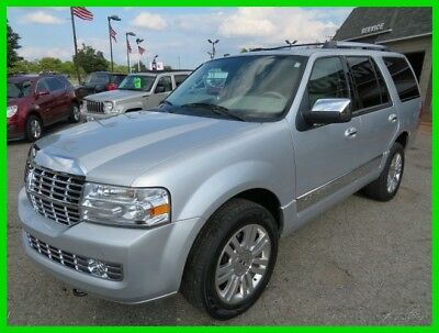 2011 Lincoln Navigator Base Sport Utility 4-Door 2011 Used 5.4L V8 24V Automatic 4WD SUV clean clear title carfax low mileage we