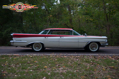 1959 Oldsmobile Other 98 Holiday Four-door Flat-Top Hardtop 1959 Oldsmobile 98 Holiday Four-door Flat-Top Hardtop,394, Power! LOOK