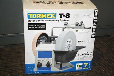 Tormek T8 Water Cooled Sharpening System