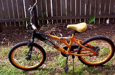 Young Boys Push Bike 20 inch suit 6-10 year old