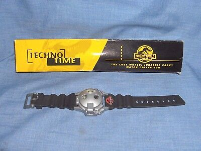 Ms906 - Movie Promo Wristwatch - The Lost World: Jurassic Park - 1997