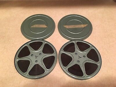 2 Vintage Erotica 8mm Adult Erotic Women Films, no Names, Home Movies?