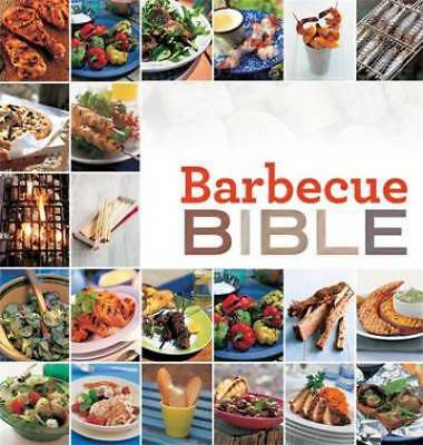 Barbecue Bible (Paperback)