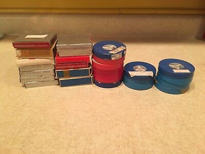 Lot of 27 Vintage 1960'S 70;S Home Movies 8mm Films Disneyworld Disneyland