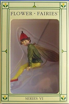 ~ Cicely Mary Barker ~ NIGHTSHADE BERRY ~ Flower Fairy ~ Series VI ~