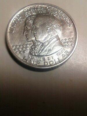1921 ALABAMA Commemorative Silver Half Dollar *HIGH GEM  GRADE