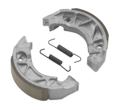 BikeMaster Scooter Replacement Brake Shoes For Yamaha MBS2224A
