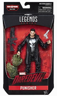 Marvel Legends Netflix Series Punisher Figure