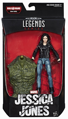 Marvel Legends Netflix Series Jessica Jones Figure
