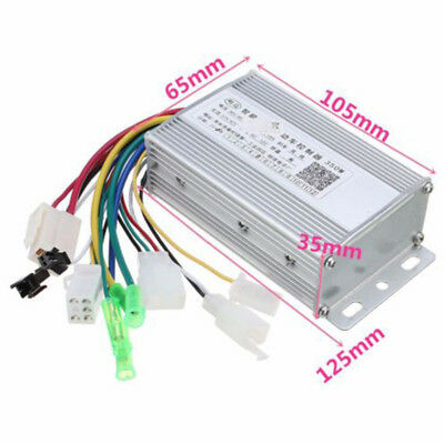 36V 48V 350W Electric Bicycle Brushless Motor Controller Fit For E-Bike &Scooter