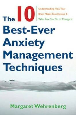 NEW The 10 Best-Ever Anxiety Management Techniques by... BOOK (Paperback)
