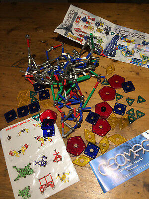 Geomag Magnetic Construction Set  (Several Sets  2Kg!!) Age 5-99!