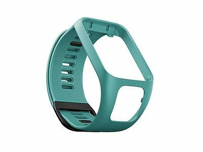 TomTom 9UR0.000.04 - TOMTOM EXCHANGE BRACELET - WATCH 3 STRAP (AQUA) LARGE  ...