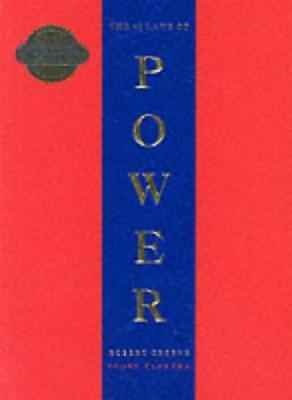 The 48 Laws Of Power (A Joost Elffers Production) by Robert Greene | Paperback B