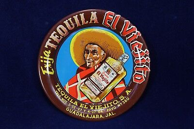 Vintage Advertising Tip Tray Tequila