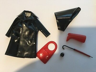 Vintage Pedigree 1960s Sindy Outfit - Shopping in the Rain Empire made