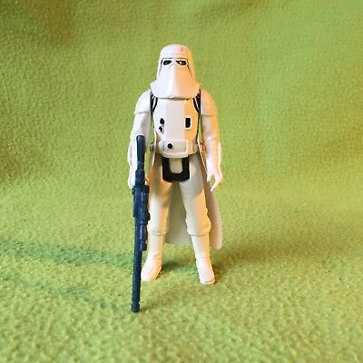 Star Wars Vintage IMPERIAL STORMTROOPER Hoth PBP No COO 100% Original Snowtroope