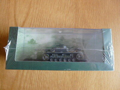 Unopened 1:72 Atlas Editions Ultimate Tank Collection Sturmgeschutz Iii Ausf G