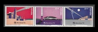 [08] SPAIN 1992 Barcelona Olympic Games  Jeux olympiques  Olympische Spiele  MNH