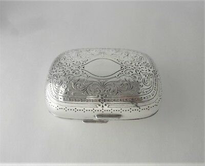 Tiffany & Co. Sterling Soap Case, 106 Grams
