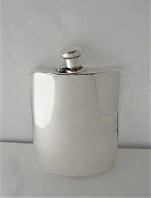 Tiffany & Co. Sterling Flask, 312 Grams