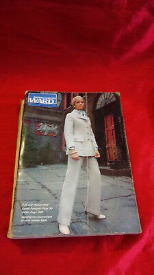 VINTAGE MONTGOMERY WARD FALL and WINTER 1969 CATALOG 1435 PAGES NICE COND