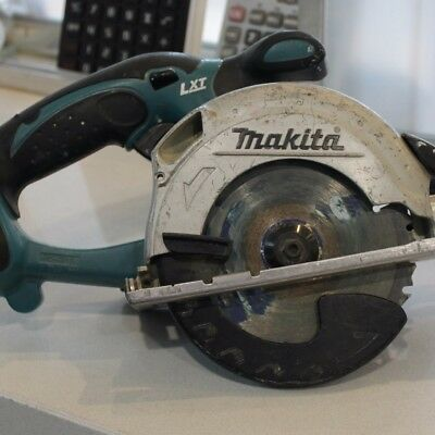 Makita Circular Saw Bss501 18V 136Mm Used Working