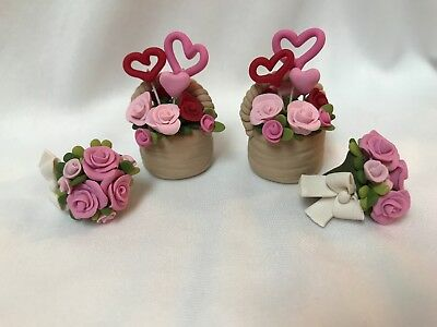 Miniature Spring Accessories for Wee Forest Folk