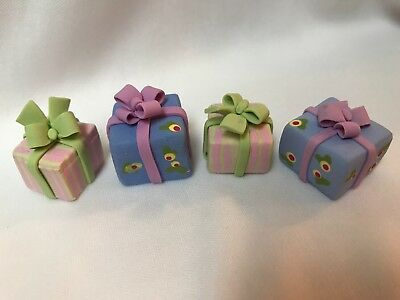 Miniature Present Accessories for Wee Forest Folk